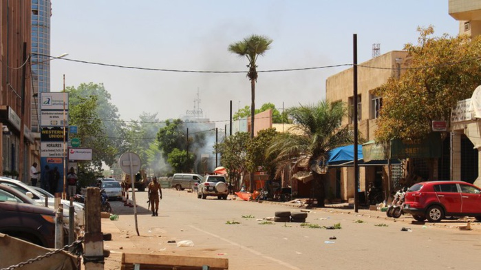 Burkina Faso : L'attaque d'une église protestante fait 10 morts