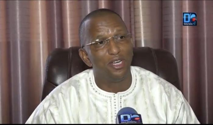 """Assemblée nationale / Le député Mamadou Oury Baïlo Diallo dénonce """"la forme de discrimination entre certaines couches de la population..."""""""