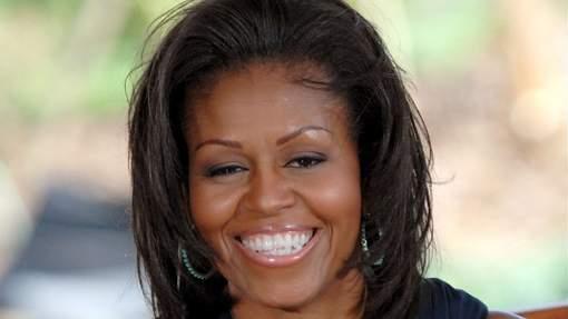 Michelle Obama a deux filles... et un fils