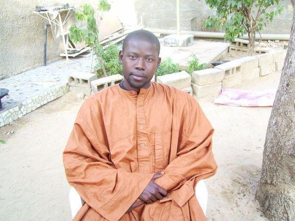 """Gorgui Diop, frère de Mamadou Diop: """"La mort de mon frère était préméditée, il était filé depuis le 23 juin""""."""