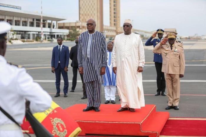 Lutte contre contre le terrorisme : La conférence des Chefs d'État et de gouvernement de l'Uemoa en session extraordinaire à Dakar