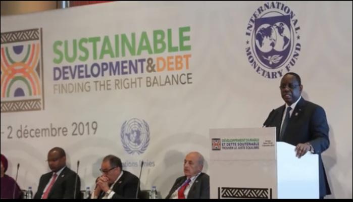 Économie : Macky Sall veut que soient défaites ''les chaînes qui nous empêchent de décoller économiquement''