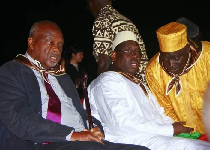 Revivez en images le meeting de clôture de Macky Sall à Diamalaye, hier