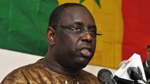 Fatick : Macky Sall vote à 9h30 au centre Thierno Mamadou Sall
