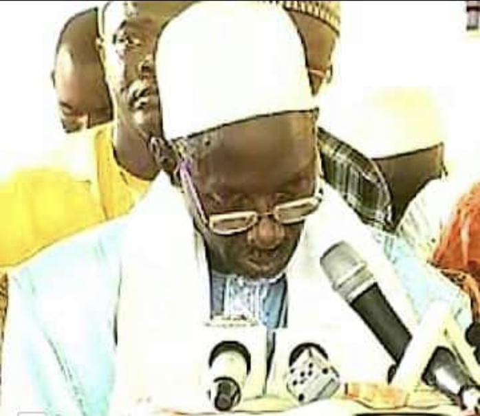 """Serigne Bassirou Mbacké Habibou : """"Allons en masse au procès de Khadim Guèye, mais ne créons aucune violence"""""""