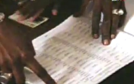 Achat de consciences signalé à Tambacounda.
