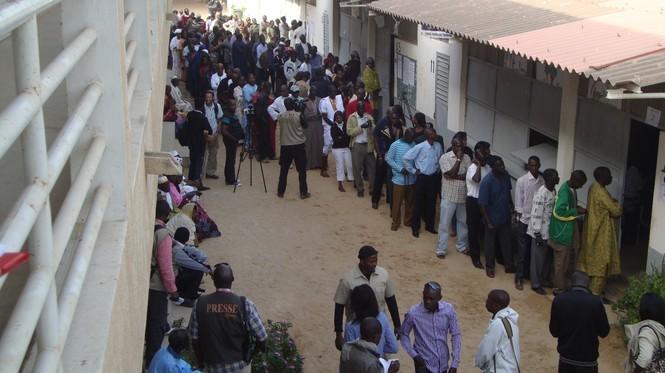Fass Mbao: un libéral tente de s'introduire dans un centre avec des cartes d'électeur.
