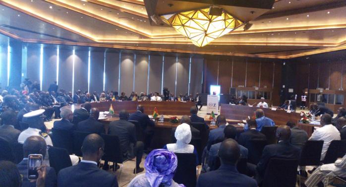 Ouverture à Dakar de la session extraordinaire de la Conférence des Chefs d'Etat et de gouvernement de l'Uemoa : Le financement de la lutte contre le terrorisme au menu.