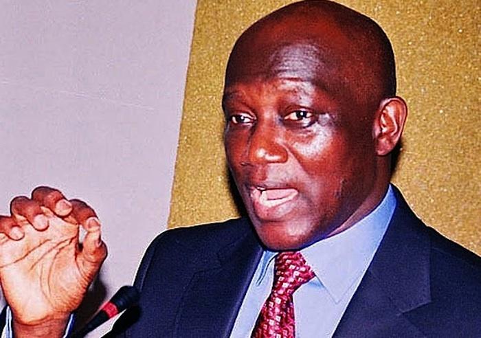 Communiqué du porte-parole de la présidence, Serigne Mbacké Ndiaye.