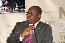 Macky Sall gagne le département de Fatick avec 80,90 % des voix