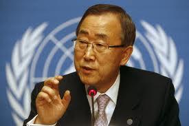 """Ban Ki-Moon retient """"la belle leçon de démocratie"""" venant du Sénégal"""