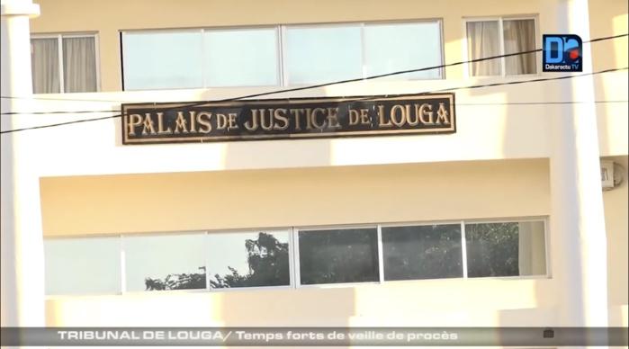 TRIBUNAL DE LOUGA/ Serigne Khadim Guèye et ses coaccusés prennent 2 ans avec sursis