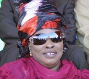 "Awa Diop vante les mérites de Macky:"" Macky est un jeune que rien n'ébranle""."