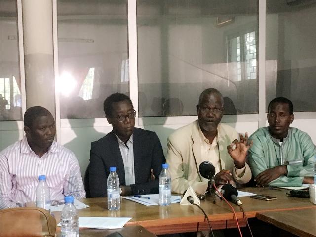 Incarcération du Dr Babacar Diop et Cie : Le  SUDES/ESR se solidarise