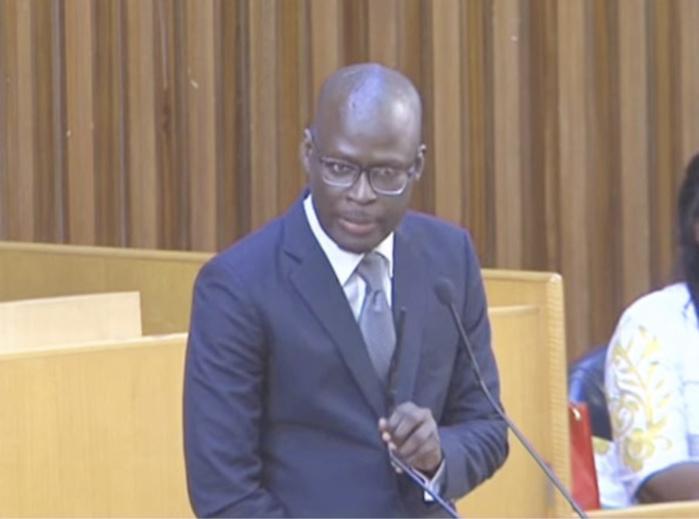 """Assemblée Nationale / Développement touristique : Cheikh Bamba Dièye invite à """"une impulsion des potentialités..."""""""