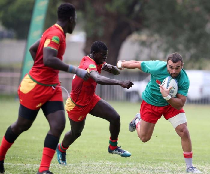 Rugby Africa Cup 2020 : Le Sénégal dans la poule C, avec l'Ouganda et l'Algérie