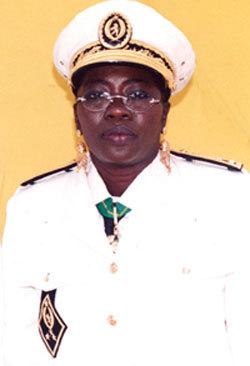 La patronne de l'Ige, Nafi Ngom Keïta reçue par Macky Sall.