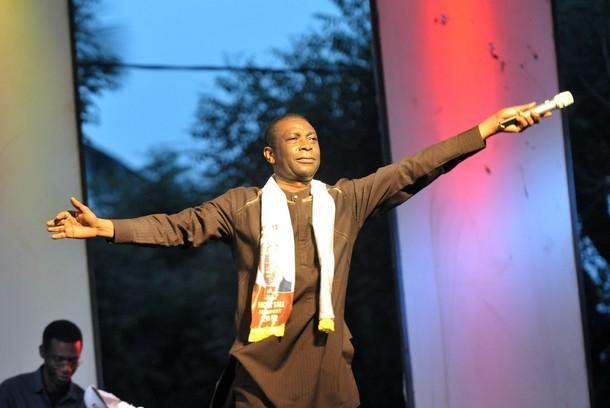 """Youssou Ndour: """"Je ne suis pas vieux et je suis disponible""""."""
