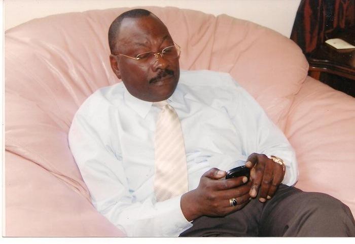 Introuvable avec le reste de l'argent de campagne, Mamour Cissé activement recherché.