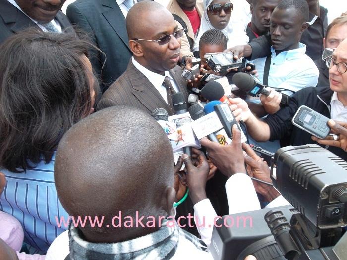 Sénégal : Moustapha Guirassy parle pour la dernière fois au nom de tout le gouvernement démissionnaire