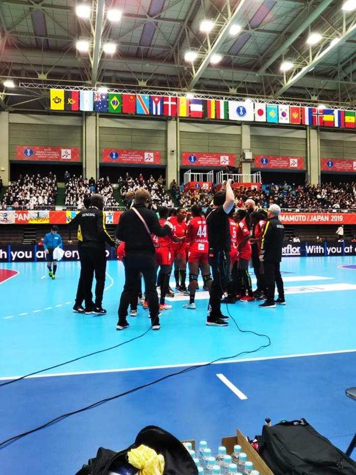 Mondial Handball féminin : Première victoire historique pour les « Lionnes » 30 à 20 contre le Kazakhstan