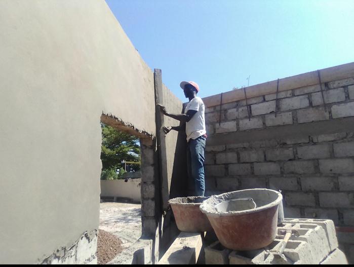 Musée du Fouladou : La construction avance à grands pas, la population décerne son satisfecit à Moussa Baldé.