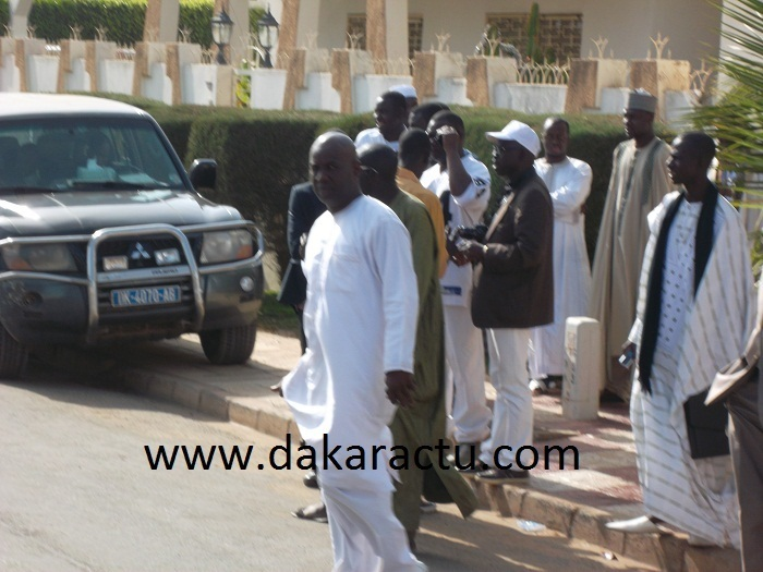Les audiences se multiplient chez Macky Sall: Farba Ngom gère le contrôle de la porte