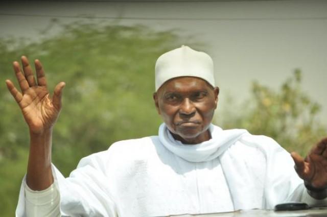 Abdoulaye Wade: ''Le prochain gouvernement trouvera un programme bien conçu''