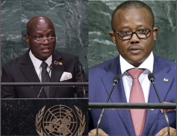 Deuxième tour de la présidentielle bissau-guinéenne : Le président sortant, José Mario Vaz, rejoint Umaro Sissoco Embalo.