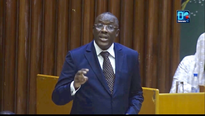 Assemblée Nationale : Les éclairages du ministre de l'enseignement supérieur face aux parlementaires