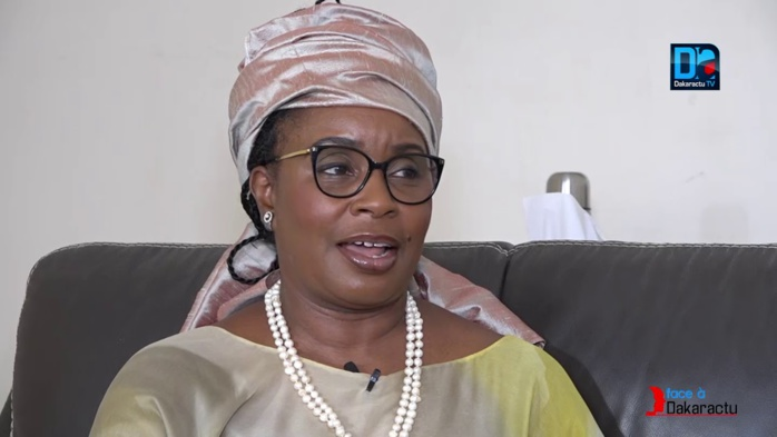 FATOU BLONDIN DIOP : «C'étaient des bobards lorsqu'on peignait la Senelec comme un fleuron... Cet arrêté Ousmane Ngom est liberticide»
