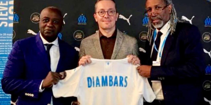 Échanges : Diambars signe un partenariat avec l'Olympique de Marseille
