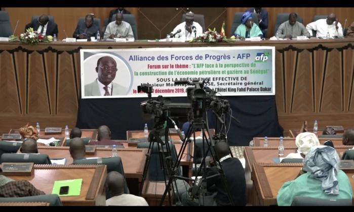 Économie pétrolière et gazière : L'AFP pour des préconisations concrètes.
