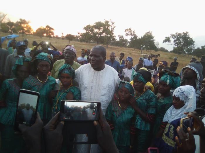 TAMBACOUNDA / MAKA COLIBANTANG : Les populations de Baracounda réclament de l'eau et un personnel de santé...
