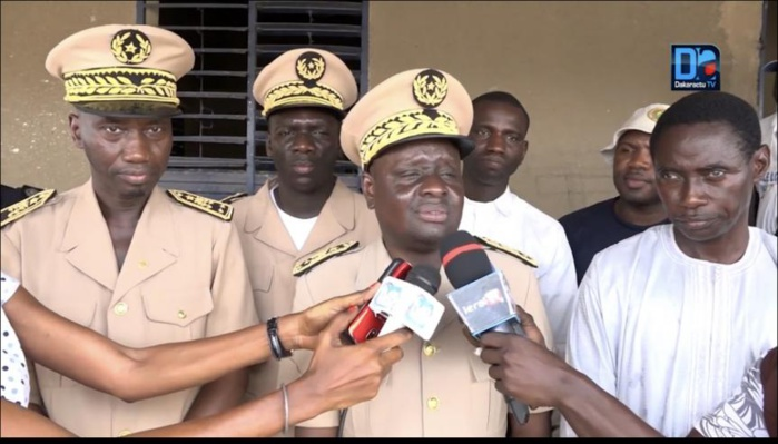 Chavirement d'une pirogue en Mauritanie : Le gouverneur de Kaolack interpelle les candidats à l'aventure sur les dangers de la mer.