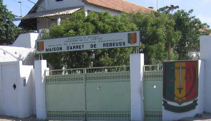 MAC DE REBEUSS : Guy Marius Sagna et Cie mettent fin à leur grève de la faim.