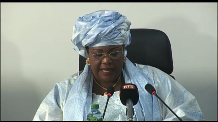 """Aminata Mbengue Ndiaye (présidente du Hcct) : """"Ce ne sera pas une affaire simple que de succéder à Ousmane Tanor Dieng"""""""