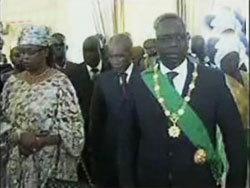 Macky Sall dirige le 52ème anniversaire de l'indépendance du Sénégal