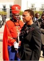 Oumou Wane, amie de longue date de Macky Sall