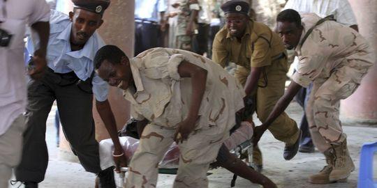 Le président de la fédération somalienne de foot décède dans un attentat-suicide.