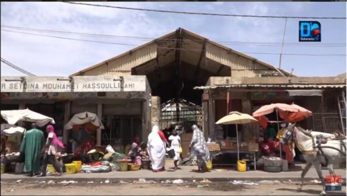 Marché de Ndar Toute de Saint-Louis : Cinq commerçants arrêtés et placés en garde à vue...