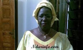 Prendre un département ministériel ''n'est pas une sinécure'', selon Khoudia Mbaye