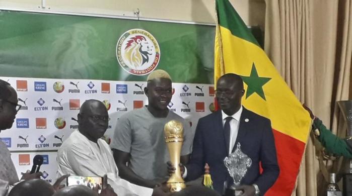 Cérémonie de récompenses : La FSF débloque près de 50 millions FCFA pour les U20 locaux et la sélection de Beach soccer.