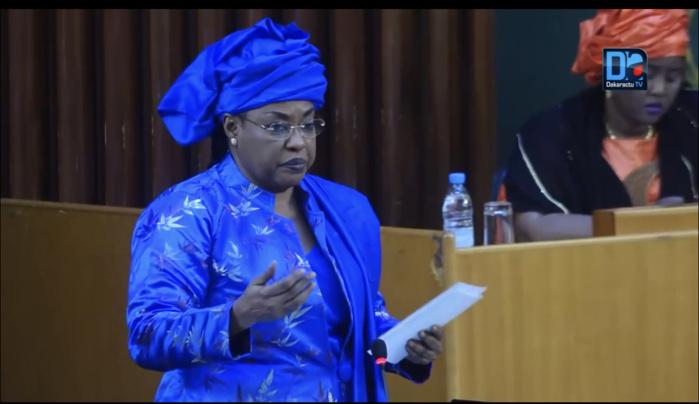 Violences basées sur le genre / Ndèye Saly Diop Dieng propose des centres d'accueil pour les victimes