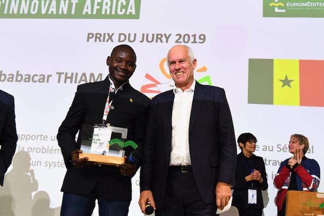 Ville méditerranéenne durable de demain :  La startup sénégalaise SEN OR'DUR lauréat du « Prix du jury 2019 » MED'INNOVANT AFRICA.