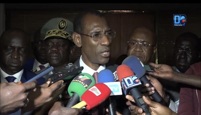 Fin de session budgétaire / Aboulaye Daouda Diallo : «Il n'y a aucun segment de la société qui a échappé aux performances de la gouvernance de Macky Sall... 2020, reste la continuité...»