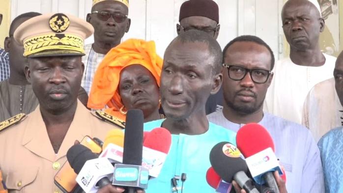 DIOURBEL / Cheikh Bara Guèye reconduit à la tête de l'UNOPS : «Nous achetons le kilo d'arachide à 250 francs...»