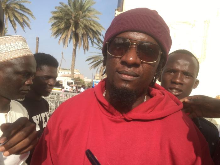"""Marche contre la hausse de l'électricité : """"Le combat de Mamadou Dia, Cheikh Anta Diop est toujours là"""" (Simon, Mouvement Y'en A Marre)"""
