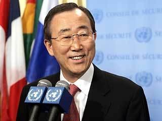 Mali: Ban Ki-moon salue l'accord entre la junte et la CEDEAO