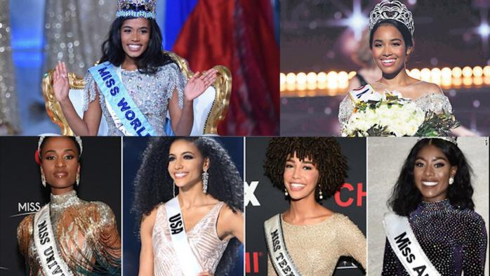 Miss 2020 : La beauté noire fait sa révolution dans les concours internationaux